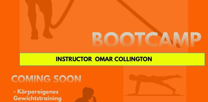 On Your Feet, Move To the Beat Bootcamp